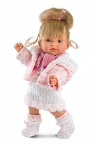 Hiszpańska lalka dziewczynka Valeria 28cm #T1