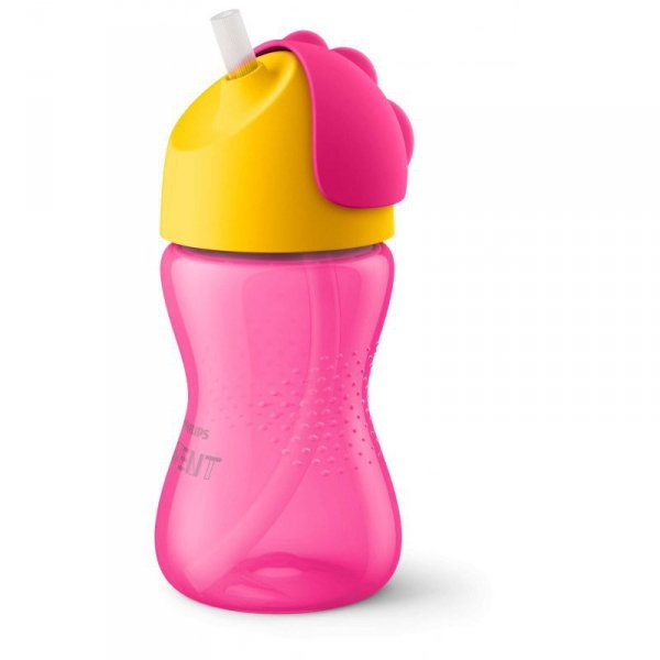 Kubek ze słomką 300ml girl