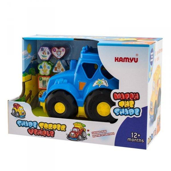 Zabawka traktor 0556886