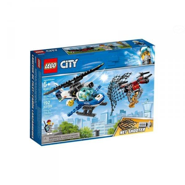 CITY POŚCIG POLICYJNY DRONEM
