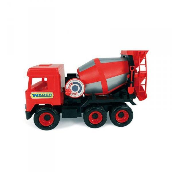 Middle truck betoniarka czer