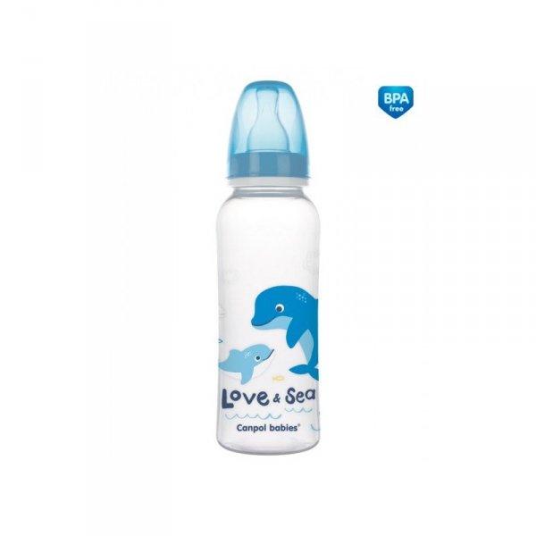 Butelka wąska 250ml love&sea