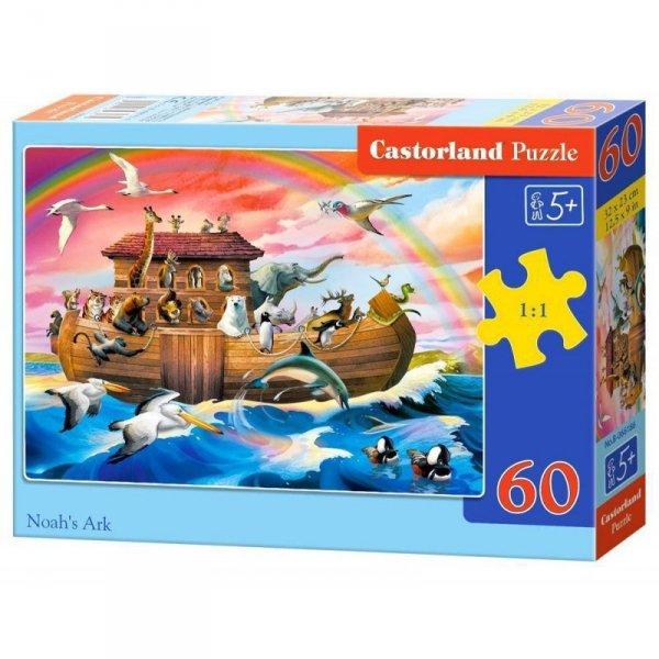 Puzzle 60el. noah s ark