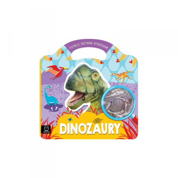 Dinozaury - poznaję naz. opow.