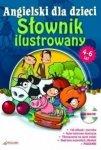 Angielski dla Dzieci Słownik ilustrowany dla dzieci w wieku 4-6 lat (+ CD) Karolina Kostrzębska