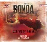 Czerwony Pająk Katarzyna Bonda  (CD mp3)