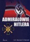 Admirałowie Hitlera GHBennet RBennet
