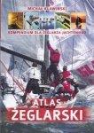 Atlas żeglarski Kompendium dla żeglarza jachtowego Michał Klawinski