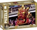 Z dalekiego wschodu Tybet Kolekcja Elżbiety Sęczykowskiej (puzzle 500-elem)