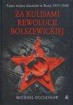 Za kulisami rewolucji bolszewickiej Michael Occleshaw