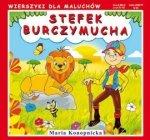 Stefek Burczymucha Maria Konopnicka Wierszyki dla maluchów