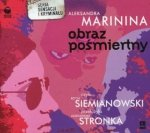 Obraz pośmiertny (CD) Aleksandra Marinina