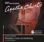 Rendez- vous ze śmiercią (CD mp3 audiobook) Agata Christie