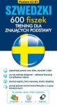 Szwedzki 600 fiszek Trening dla znających podstawy Magdalena Wiśniewska