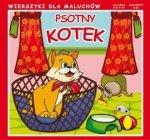 Psotny kotek Wierszyki dla Maluchów