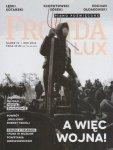 Fronda Lux nr 72 A więc wojna!