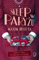 Sklep w Paryżu Maxim Huerta