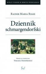 Dziennik schmargendorski Rainer Maria Rilke