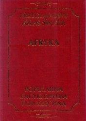 Afryka Przeglądowy Atlas Świata