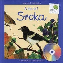 A kto to? Sroka Joanna Liszewska + CD