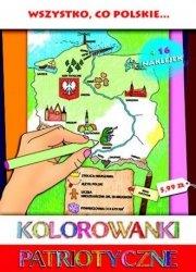 Wszystko co Polskie Kolorowanki patriotyczne