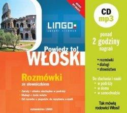 Włoski Rozmówki audiobook CD Mp3 Tadeusz Wasiucionek, Tomasz Wasiucionek