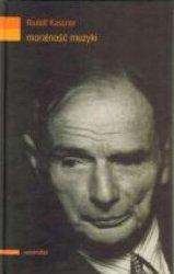Moralność muzyki Rudolf Kassner