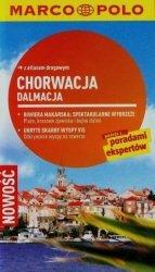 Chorwacja Dalmacja Przewodnik Marco Polo z atlasem drogowym Daniela Schetar