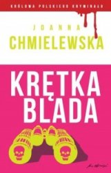Krętka blada Joanna Chmielewska