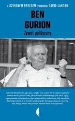 Ben Gurion Żywot polityczny Szimon Peres, David Landau