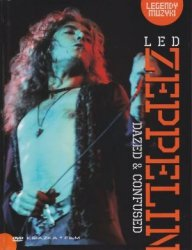 Led Zeppelin Dazed & Confused książka + film