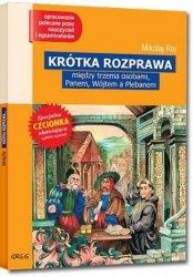 Krótka rozprawa Lektura Wydanie z opracowaniem Mikołaj Rej