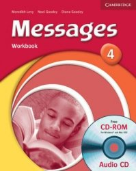 Messages 4 Workbook (+ CD) Meredith Levy Noel Goodey Diana Goodey