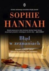 Błąd w zeznaniach  Sophie Hannah