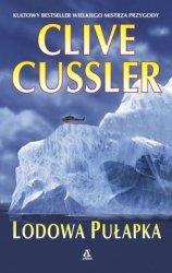 Lodowa pułapka Clive Cussler
