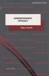 Korespondent Witkacy Olga Szmidt