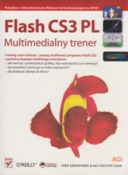 Flash CS3 PL Multimedialny trener Fred Gerantabee, AGI Creative Team
