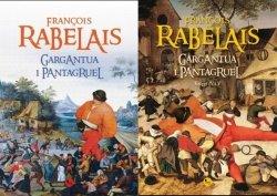 Gargantua i Pantagruel Francois Rabelais komplet