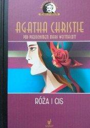 Róża i cis Kolekcja kryminałów nr 87 Agatha Christie