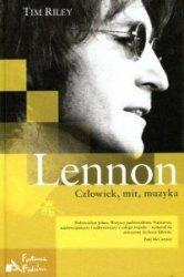 Lennon Człowiek mit muzyka Tom Riley
