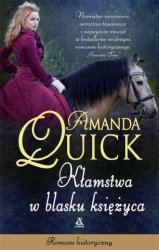 Kłamstwa w blasku księżyca Amanda Quick