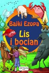 Bajki Ezopa Lis i bocian