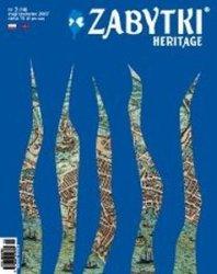 Zabytki Heritage Nr 3 (18) maj/czerwiec 2007