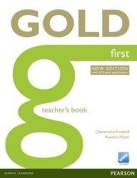 New Gold First NE 2015 Teacher's Book with online resources