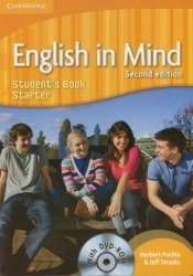 English in Mind Students book. Starter (+ DVD) Herbert Puchta Jeff Stranks