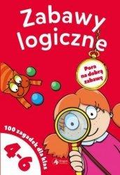 Zabawy logiczne dla klas 4-6 100 zagadek dla klas