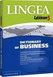 Lexicon 5 Dictionary of Business (CD)