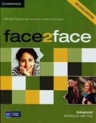 face2face Advanced Workbook with Key Second Edition