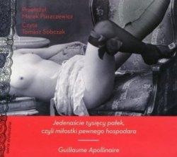 Jedenaście tysięcy pałek czyli miłostki pewnego hospodara (CD mp3) Guillaume Apollinaire