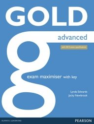 New Gold Advanced 2015 Exam Maximiser (with key)